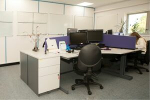 Office spaces for 1 to six people